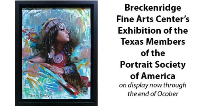 Fine Arts Center hosting portrait exhibit