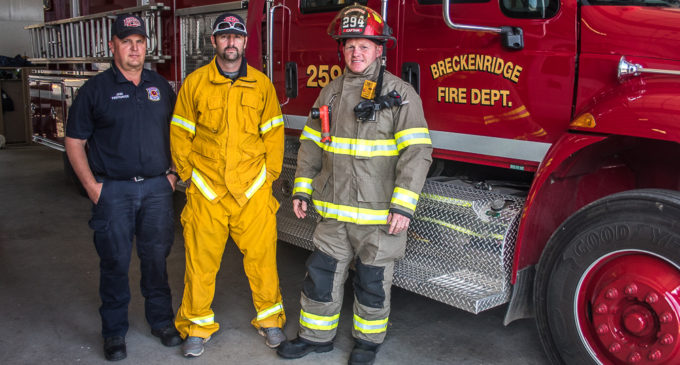 New gear helps local firefighters stay safe