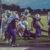 Buckaroos vs the Tigers in Jacksboro 2018