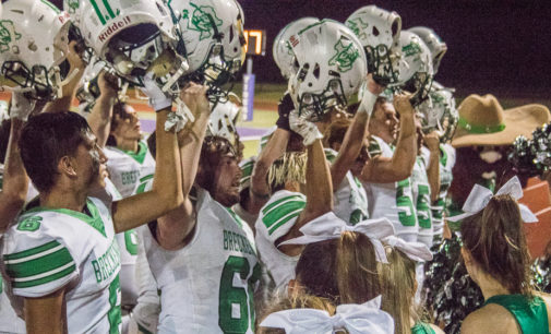 Buckaroos to travel to Jim Ned for first district football game of season