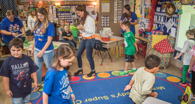 East Elementary adds character, leadership to curriculum
