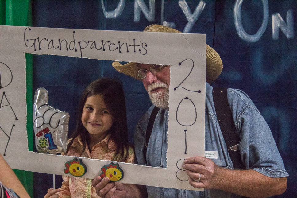 East Elementary's Grandparents Day 2018