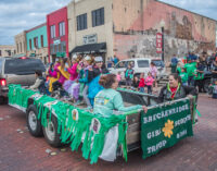 Breckenridge High School Homecoming Parade scheduled for tonight, Oct. 14