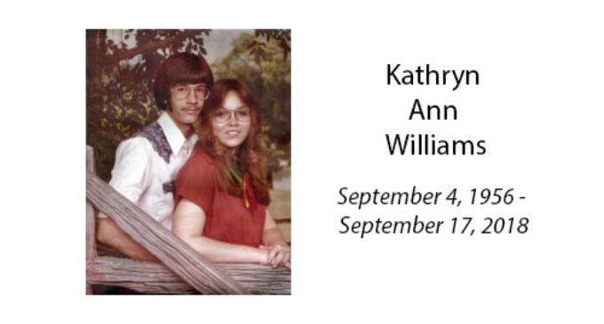 Kathryn Ann Williams