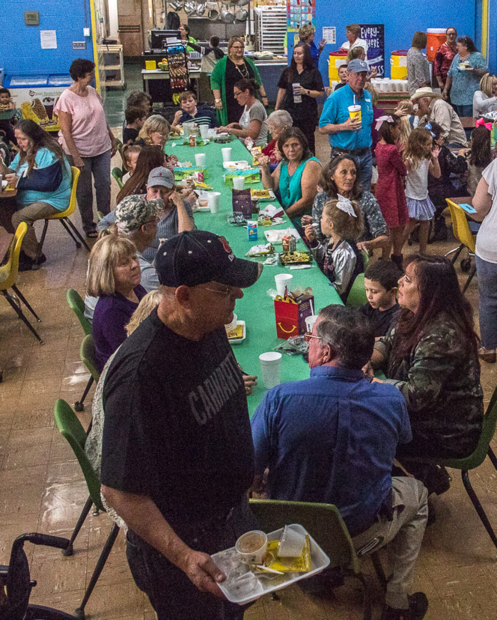North Elementary's Grandparents Day 2018