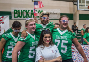 Bucks vs. the Cisco Loboes 2018
