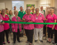 Hospital reveals newly renovated patient room
