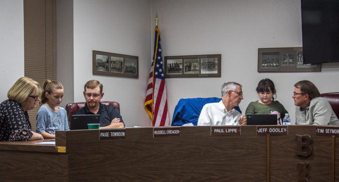 BISD Trustees approve Ag Farm improvements
