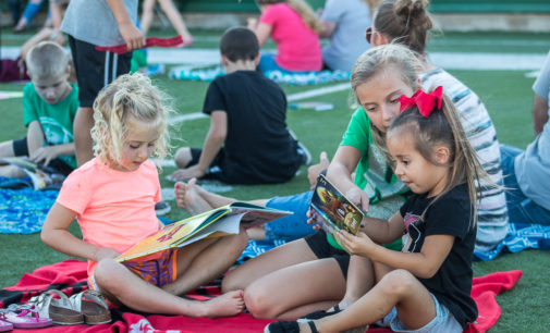 Buckaroo Book Night focuses on reading