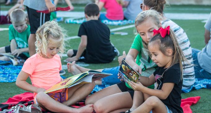 Buckaroo Book Night focuses on reading