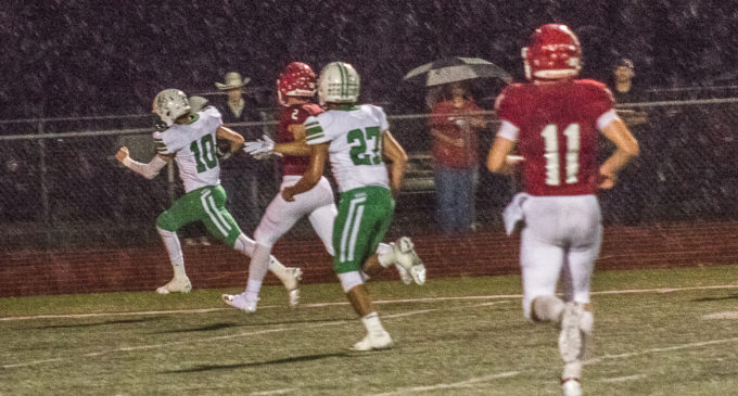 Buckaroos battle till last second, but Jim Ned wins first district game