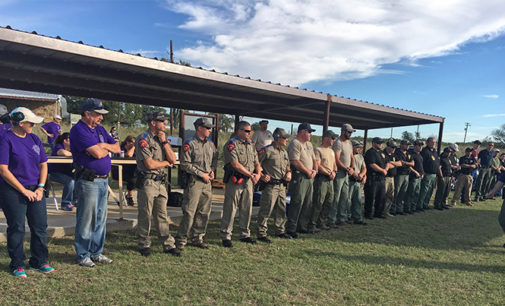 Annual law enforcement Shootout determines top shooting team