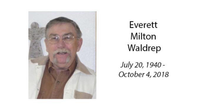 Everett Milton Waldrep