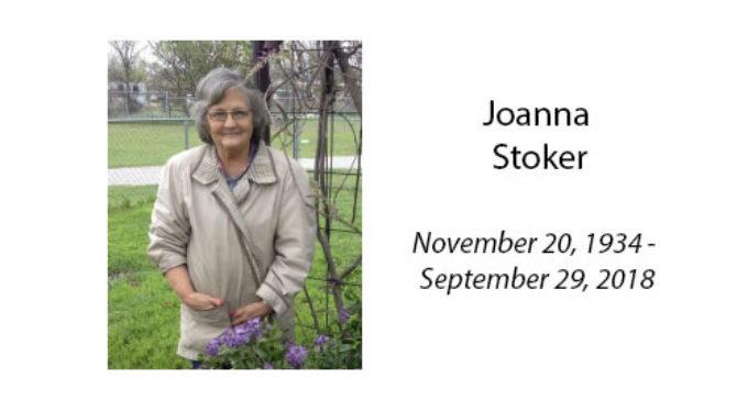 Joanna Stoker