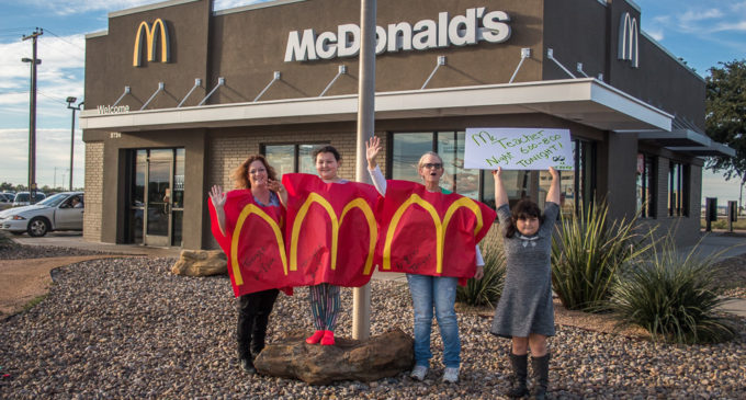 Local McTeacher Night raises more than $2,000 for South Elementary