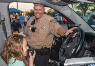 Celebrating National Night Out