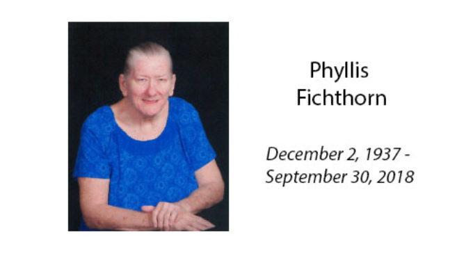Phyllis Fichthorn