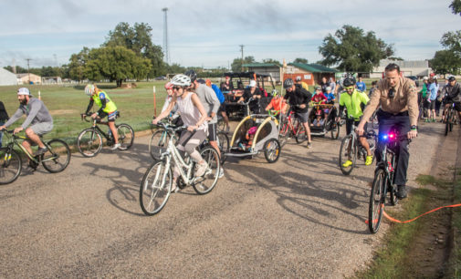 Second annual bike ride honors memory, life of Sloan Everett