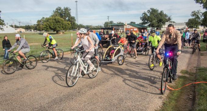 Second annual bike ride honors memory, life of Sloan Everett