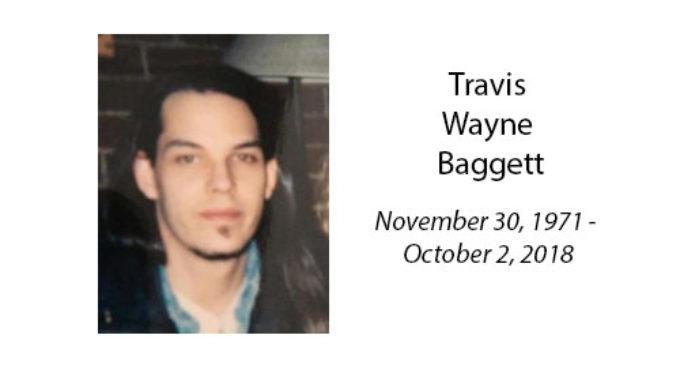 Travis Wayne Baggett