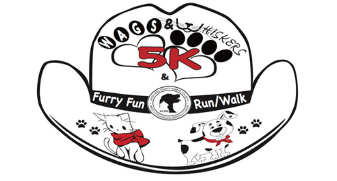 Annual Wags & Whiskers 5K, Fun Run to raise funds for Humane Society