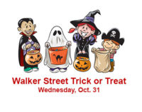 Chamber to host Walker Street Trick or Treat on Wednesday