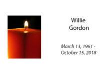 Willie Gordon