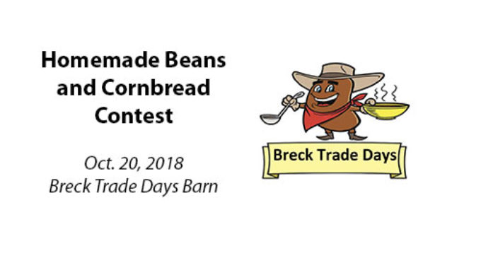 City to host beans and cornbread contest on Oct. 20