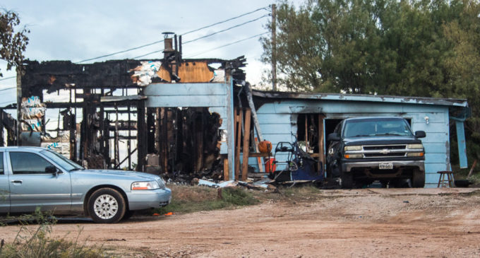 Stephens County woman dies in house fire; fund set up to help family