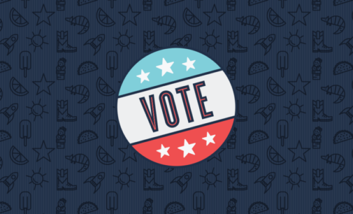 Early Voting ends today, Friday, Nov. 2