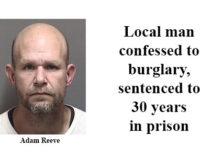 Upholstery tack helps deputies solve burglary case