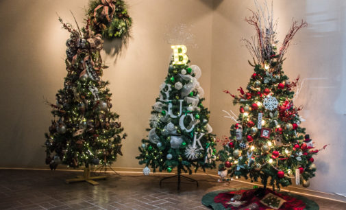 Trees, wreaths donated for Fine Arts Center fundraiser