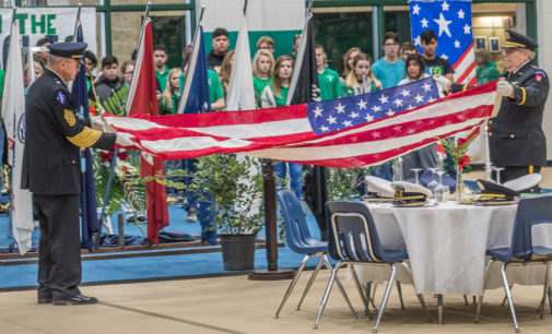BJHS, BHS honor local veterans with ceremony