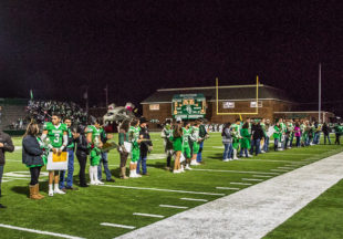 Bucks vs Clyde: Senior Night, Band Blackout, Varsity Football