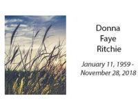 Donna Faye Ritchie
