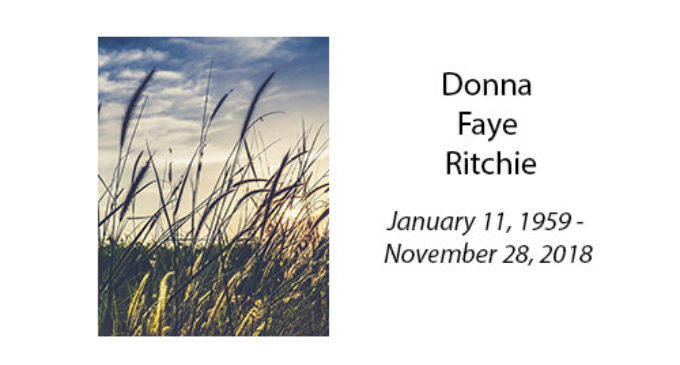 Donna Faye Ritchie