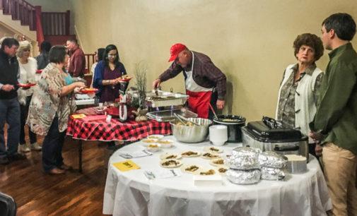 Breckenridge samples restaurants' fare at Taste of the Holidays