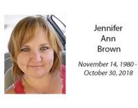 Jennifer Ann Brown