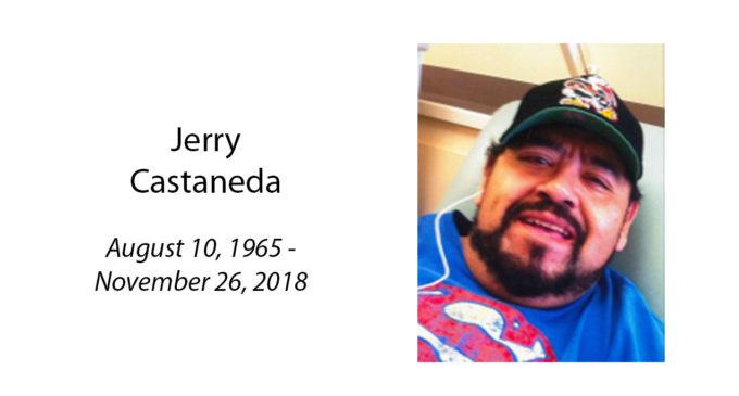 Jerry Castaneda