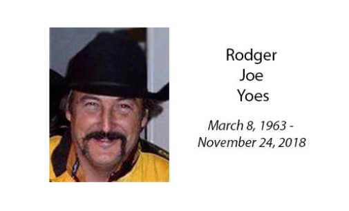 Rodger Joe Yoes