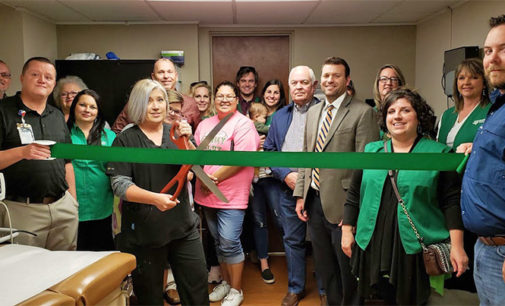 Ribbon cutting launches grand opening of Urgent Care Clinic