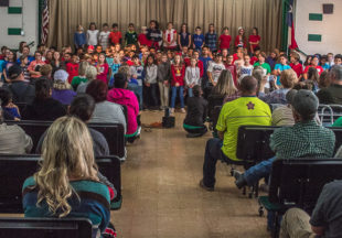 South Elementary's 2018 Veterans Program