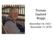 Truman Gaylord Boggs