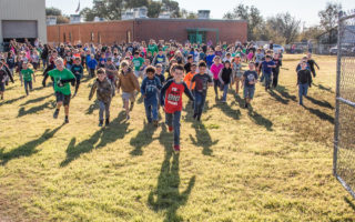 North Elementary Turkey Trot 2018