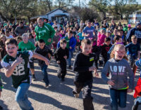 Turkey Trot kicks off Thanksgiving holiday at North Elementary