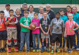 Elks Hoop Shoot 2018