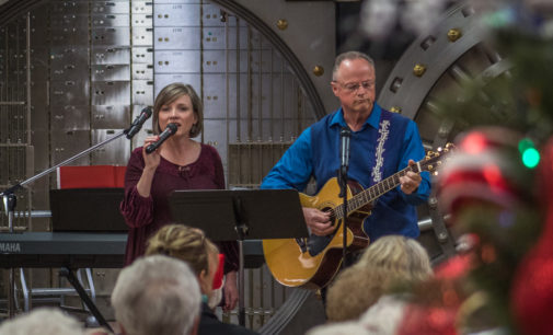 First National Bank hosts annual Christmas concert