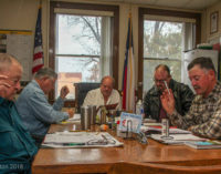 County commissioners wrap up year with last meeting
