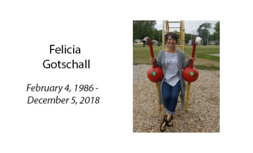 Felicia Gotschall