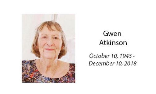 Gwen Atkinson